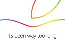 Cùng chờ đón sự kiện ra mắt iPad Air 2 của Apple