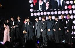 EXO đại thắng tại MAMA 2014