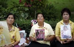 Nhà Vua Thái Lan phẫu thuật cắt bỏ túi mật