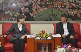 Trao chứng nhận đầu tư dự án Đại học Y khoa Tokyo Việt Nam