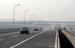 Đề nghị tăng tốc độ cao tốc Hà Nội-Thái Nguyên lên 100km/h