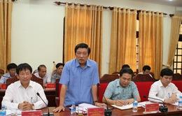 Kiểm tra phòng chống tham nhũng tại Hà Tĩnh, Nghệ An