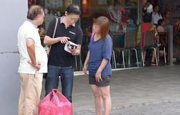 Singapore tăng mức phạt vứt rác bừa bãi