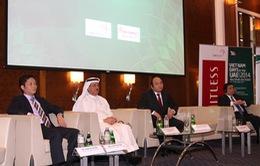 Diễn đàn lãnh đạo doanh nghiệp Việt Nam - UAE