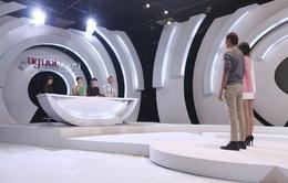 """Căn phòng bí ẩn """"ngoài vũ trụ"""" xuất hiện trong Vietnam's Next Top Model"""