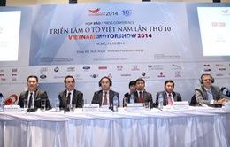Vietnam Motor Show 2014 - Sàn diễn của đam mê và hội ngộ