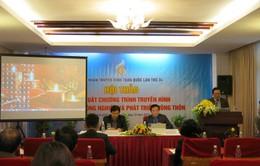 Bắt đầu hai hội thảo trong khuôn khổ Liên hoan truyền hình toàn quốc lần thứ 34