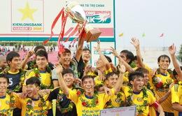Được tài trợ, Đồng Tháp trở lại V-League