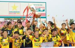 CLB Đồng Tháp quyết định rút khỏi V-League 2014 - 2015