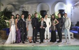 Thí sinh Vietnam's Next Top Model quý phái với tạo hình nữ hoàng