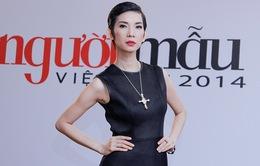 """Siêu mẫu Xuân Lan trở lại """"ghế nóng"""" Vietnam's Next Top Model 2014"""