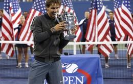 Rút lui khỏi US Open 2014 vì chấn thương, Nadal có thể mất ngôi số 2 thế giới