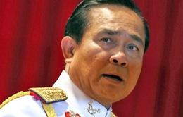Nhà Vua Thái phê chuẩn Tướng Chan-ocha thành Thủ tướng lâm thời