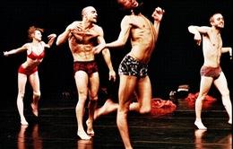 Đoàn Ballet đương đại Bỉ biểu diễn tại TP. Hồ Chí Minh