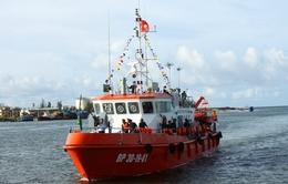 Trang bị tàu tuần tra, cứu hộ hiện đại cho biên phòng Quảng Trị