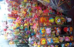 Lồng đèn Việt Nam áp đảo lồng đèn Trung Quốc