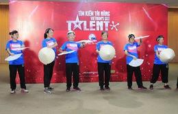 """Vietnam's Got Talent: Các tài năng """"bùng nổ"""" trong vòng tuyển chọn Bắc, Nam"""