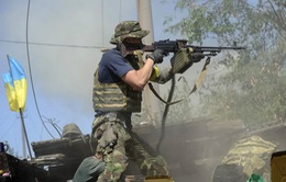 Kiev cáo buộc Nga đưa quân vào Ukraine