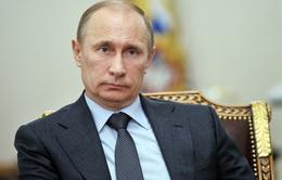 """Tổng thống Putin: """"Tốt nhất các đối tác không nên can thiệp vào nước Nga"""""""