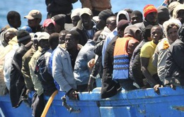 Châu Âu hỗ trợ Italy đối phó làn sóng tị nạn