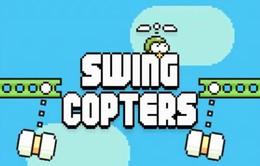 """Swing Copters – """"Truyền nhân"""" của Flappy Bird trên iOS và Android"""