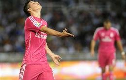 Sociedad 4-2 Real: Đêm kinh hoàng!