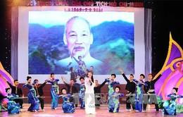 Chương trình nghệ thuật đặc biệt ngợi ca Chủ tịch Hồ Chí Minh