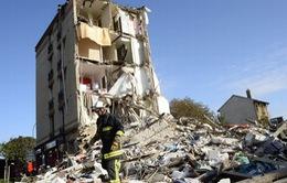 Sập tòa nhà chung cư tại Pháp làm ít nhất 2 người thiệt mạng