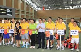 Khai mạc Giải Tennis VTV 2014
