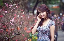Ngắm vẻ đẹp rạng rỡ của hot girl đa tài Huyền Lizze