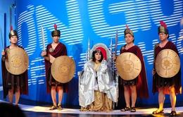 Ơn Giời! Cậu đây rồi!: Việt Hương hóa thân Nữ hoàng Ai Cập