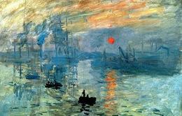 """Giải mã bí ẩn bức tranh """"Ấn tượng, Mặt trời mọc"""" của Monet"""