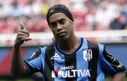 Ronaldinho đứng trước nguy cơ bị sa thải