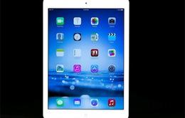 Ngày 21/10: Apple sẽ giới thiệu hai iPad mới?