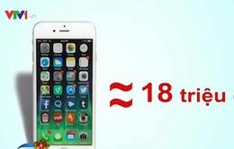 Một chiếc iPhone 6 đổi được... 1,2 tấn gạo
