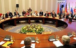 Mỹ và EU lo ngại chương trình hạt nhân của Iran