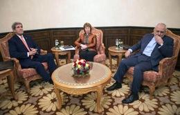 Mỹ thúc đẩy thảo luận về vấn đề hạt nhân Iran