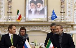 Nga và Iran tăng cường hợp tác