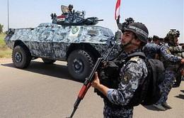 Quân đội Iraq giao tranh với IS tại phía Đông Bắc Baghdad