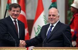 Iraq và Thổ Nhĩ Kỳ hợp tác chống IS