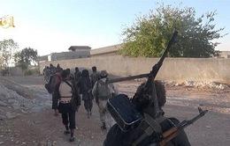 IS công bố video hành quân bất chấp máy bay Mỹ lượn trên đầu