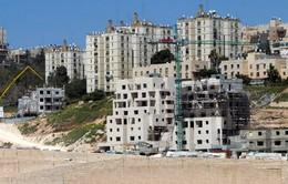 Israel thông qua kế hoạch xây thêm nhà định cư ở Bờ Tây