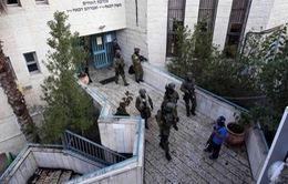 Israel: Tấn công tại giáo đường, 10 người thương vong