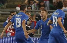 Bóng đá giao hữu quốc tế: Italy bay cao, Tây Ban Nha tiếp tục gây thất vọng