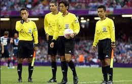 AFF Cup 2014: Tổ trọng tài Nhật Bản điều khiển trận Việt Nam – Malaysia