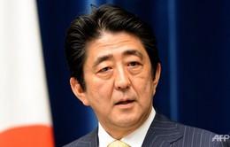 Nhật Bản giải tán Hạ viện, lùi thời hạn tăng thuế tiêu thụ