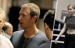 Bất chấp sự cố ảnh nóng, Jennifer Lawrence vui vẻ với tình yêu mới
