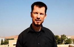 IS công bố video về con tin người Anh ở Kobani