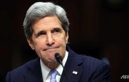 Ngoại trưởng Mỹ: Chiến dịch chống IS không nên giới hạn về địa lý