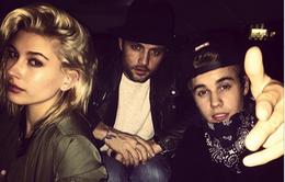 """""""Tình mới"""" phủ nhận tin đồn hẹn hò với Justin Bieber"""